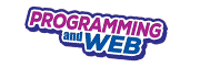 Programming and web logo